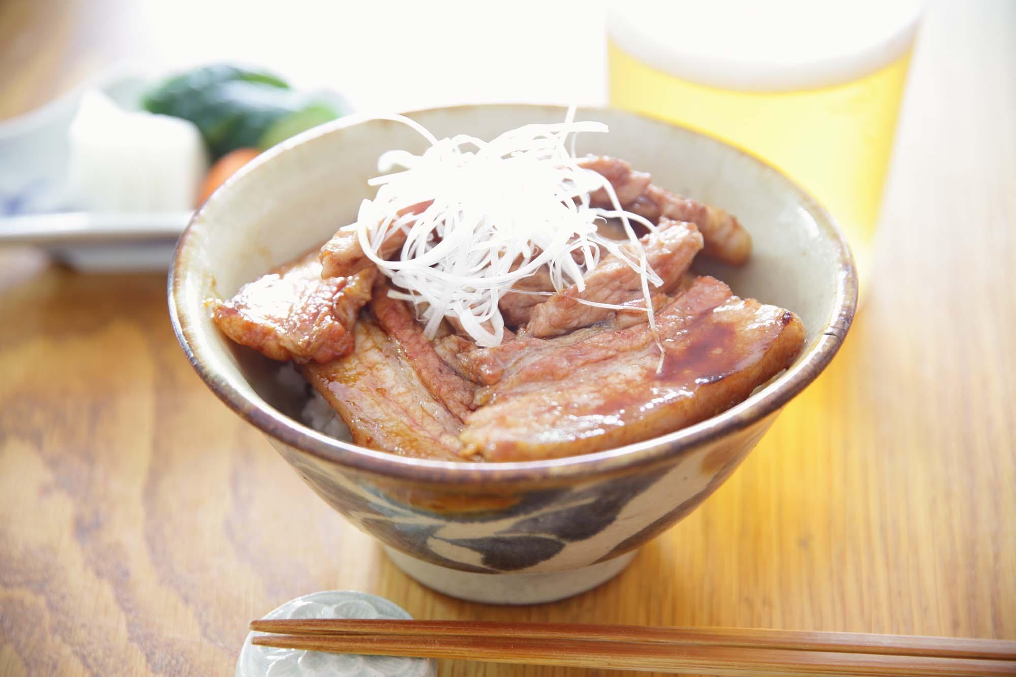 十勝風豚丼アップデート版
